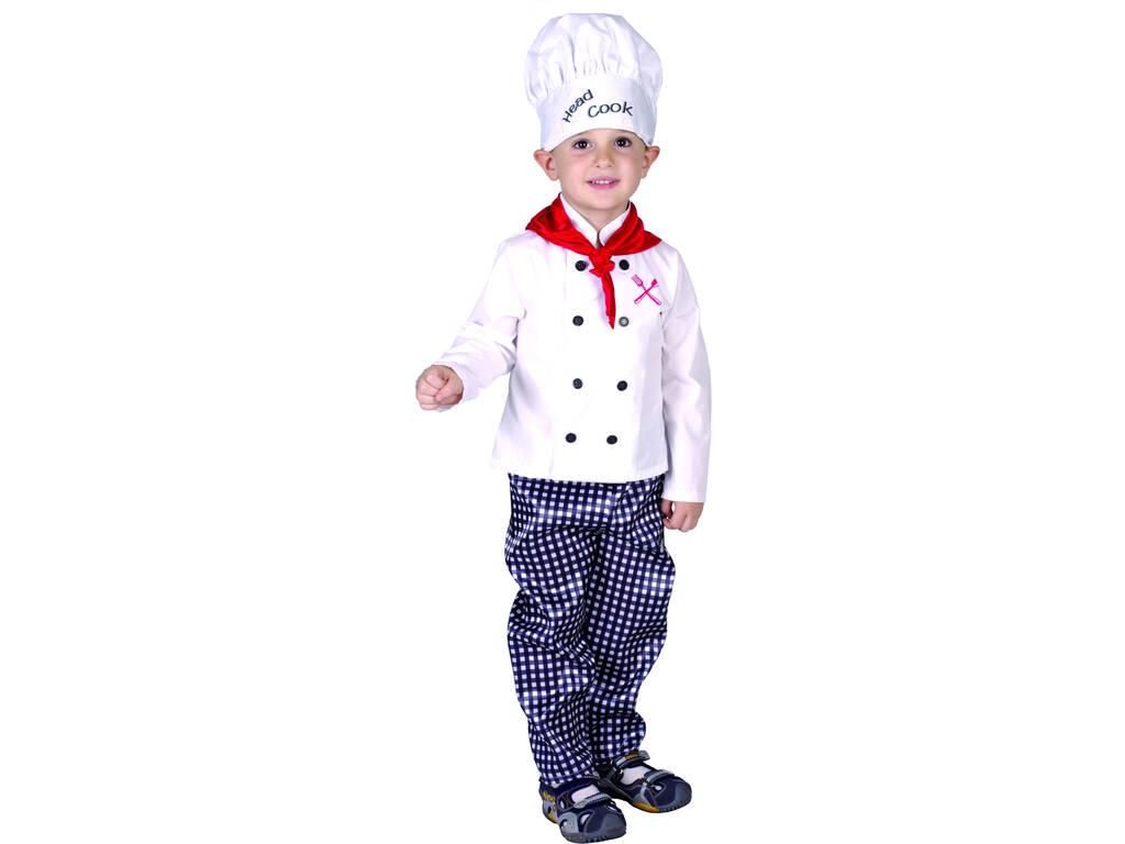 Déguisement Cuisinier Bébé Taille S