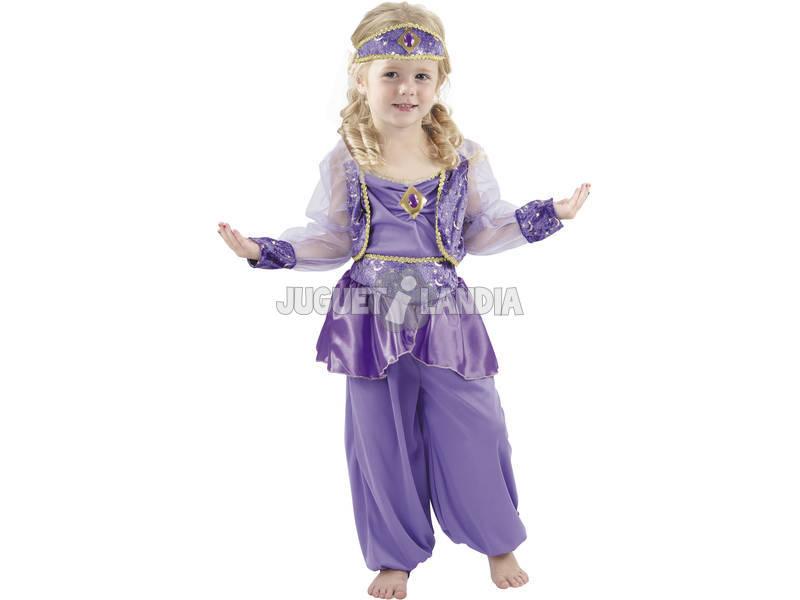Maschera Ballerina Araba Bebè Taglia S