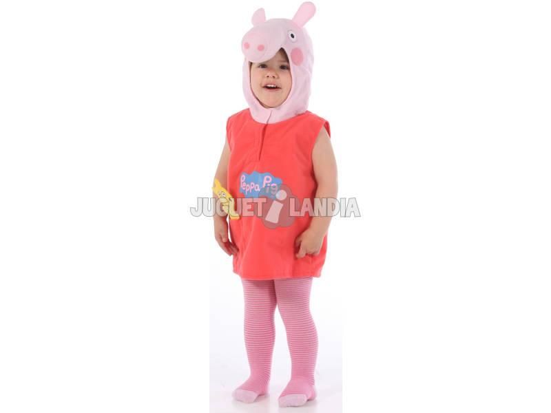 Disfraz Peppa Pig 2-4 años
