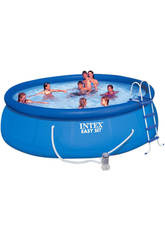 Piscina desmontable 457x122 cm. Intex 28168