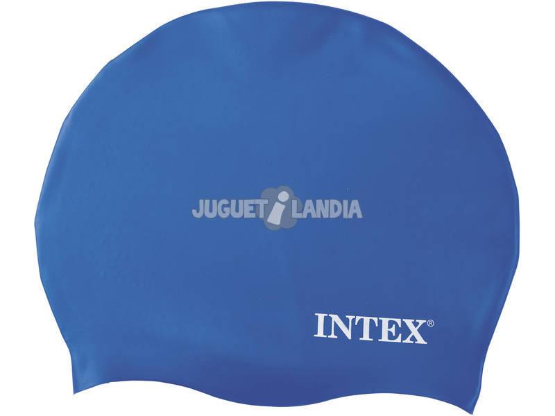 Gorro Natación Silicona Intex 55991