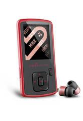 Energy MP4 Slim 3 Ruby Red 8GB
