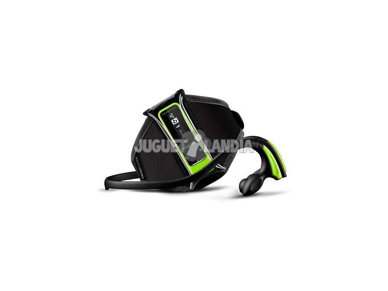 Energy MP3 Running Neon Green 8GB