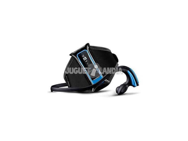 Energy MP3 Running Neon Blue 8GB