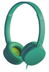 Energy Headphones Colors Kiwi (ultraligeros y con