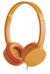 Energy Headphones Colors Tangerine (ultraligeros