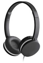 Energy Headphones Colors Black Mic ultraleggero