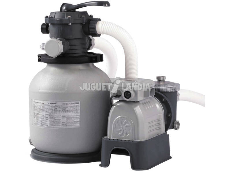 Depurador Filtro de Areia de 6.000 L / H Intex 28646