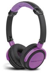 Energy Sistem DJ 400 Black Violet Cuffie