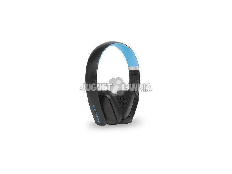 Energy Headphones BT2 Bluetooth Cyan (Mic, Contro