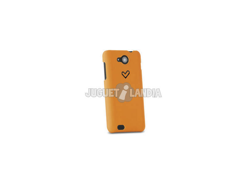 Energy Phone Case Colors Orange