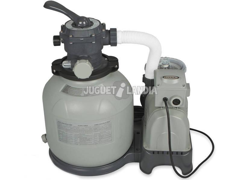 Epurateur à Sable 8 000 L/H Intex 28648