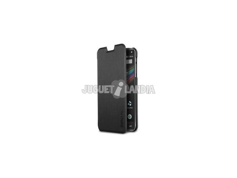 Energy Phone Cover Pro/Pro Qi Black (Funda Smartp