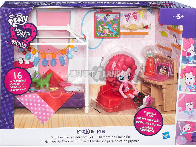 My Little Pony Equestria Girls Minis A Escola