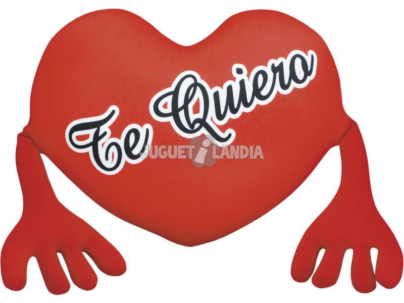 Corazón 35 cm. Te Quiero Brazos