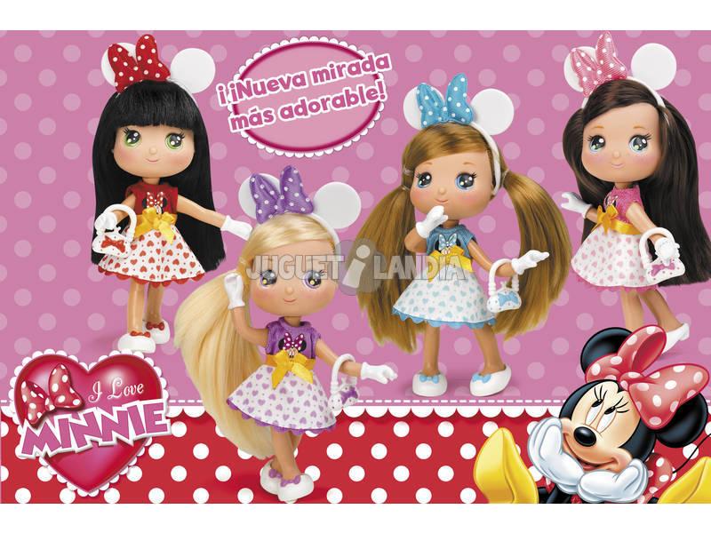 I love Minnie bambola