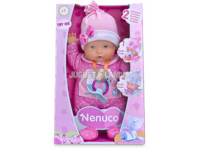 Nenuco Muñeco Llorón Surtido 28 cm Famosa 700013380