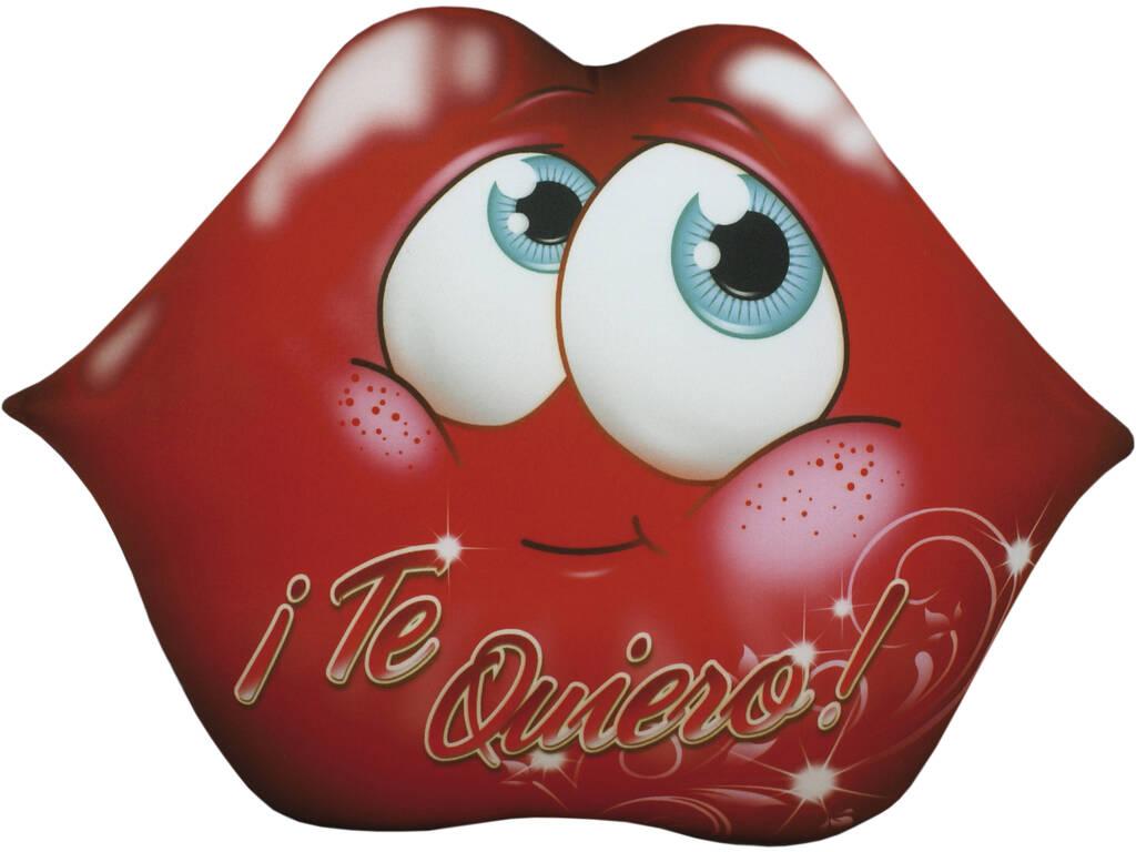 Beijo 18 cm. Amo - te Suavilan