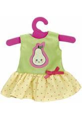 Nenuco  Vestitino per bambolotto 35 cm con gruccia