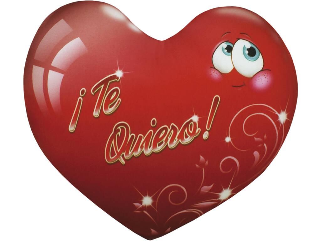 Coração 20 cm. Amo - te Suavilan