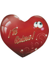 Corazón 20 cm. Te Quiero Suavilan