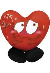 Corazón 20 cm. Te Quiero Pies Suavilan