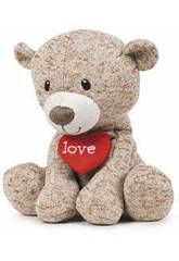 Peluche 15 cm Oso I Love You