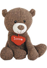 Peluche 23 cm Oso I Love You