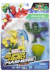 Super Hero Mashers pack 2 Figuras