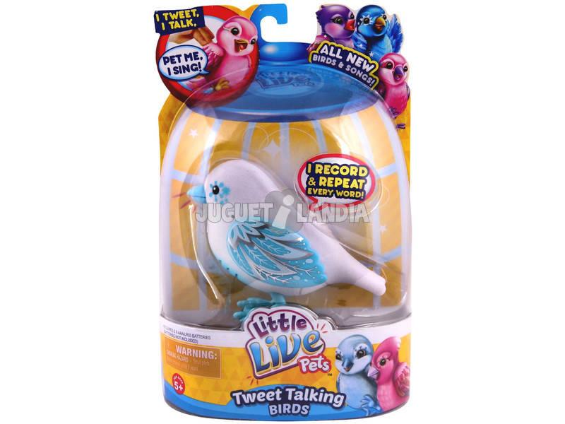 Little live pets pajaritos parlanchines juguetilandia for Espejo que habla juguete