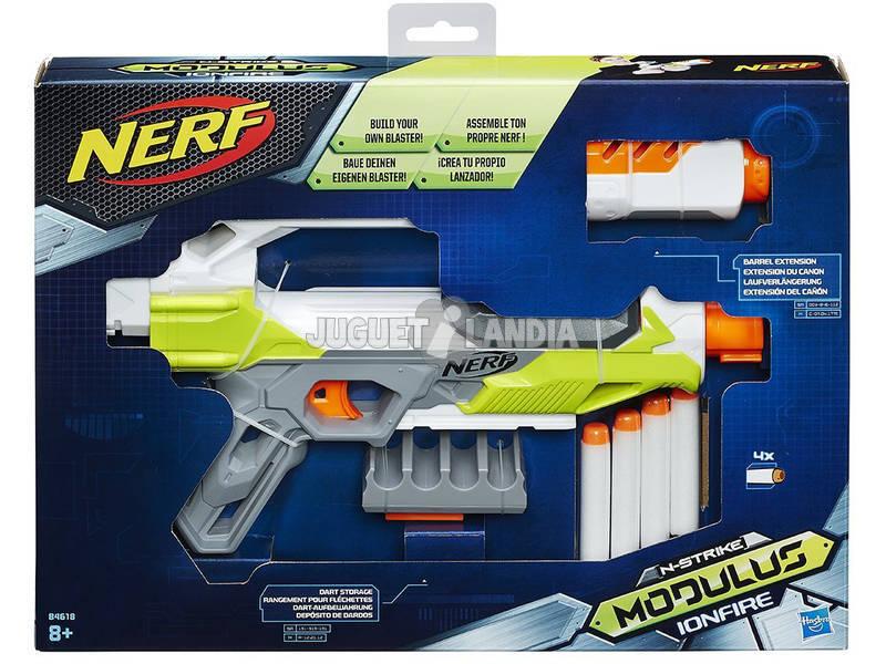 Nerf Ionfire 4 Dardos 30x17x5 cm HASBRO B4618