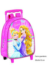 Carro guarderia Princesas Soft