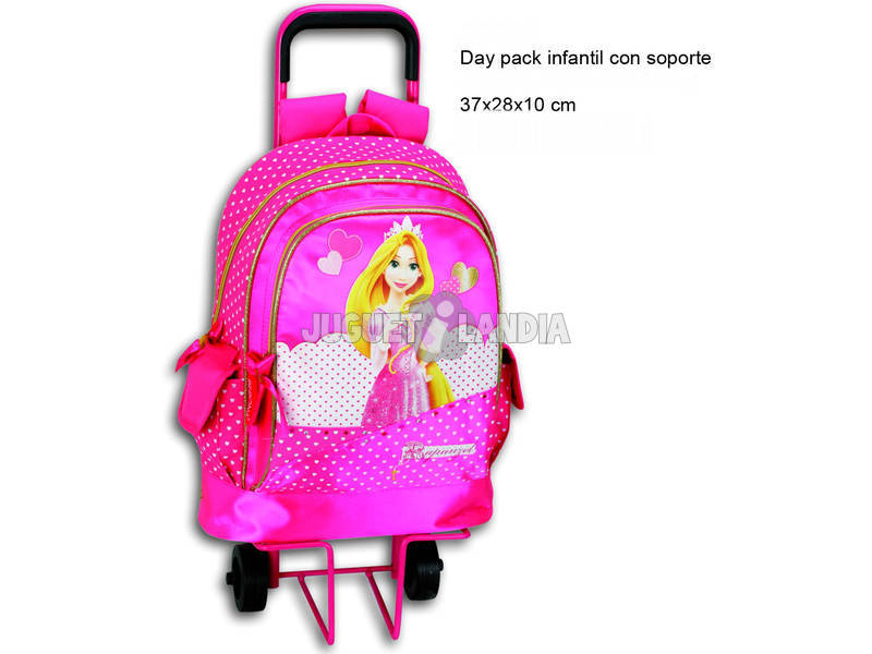 Carro desmontable Rapunzel Wonderland