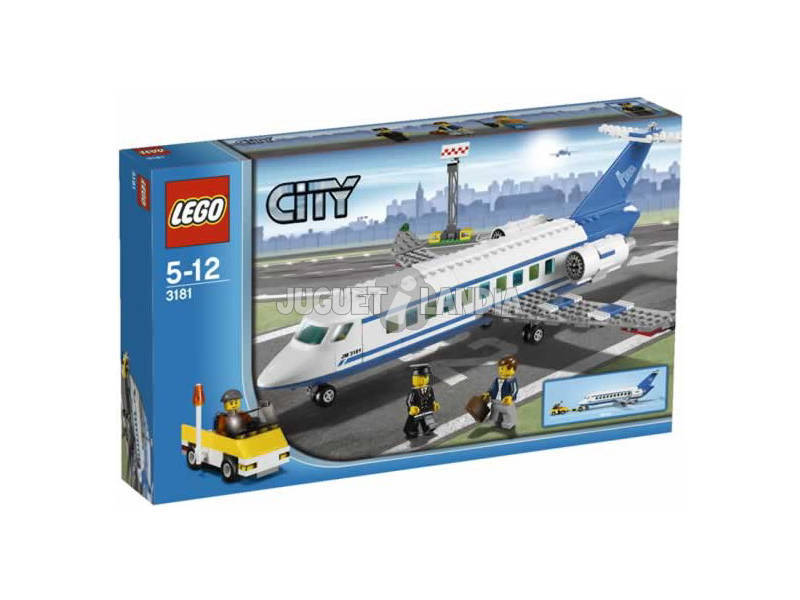 Lego City Avión De Pasajeros