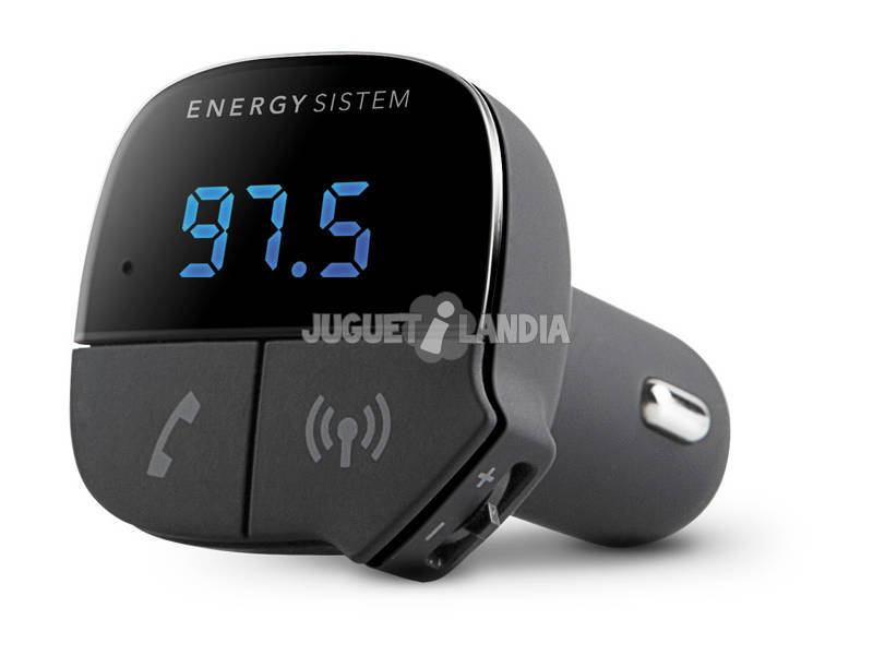 Energy Car Transmitter Music Bluetooth