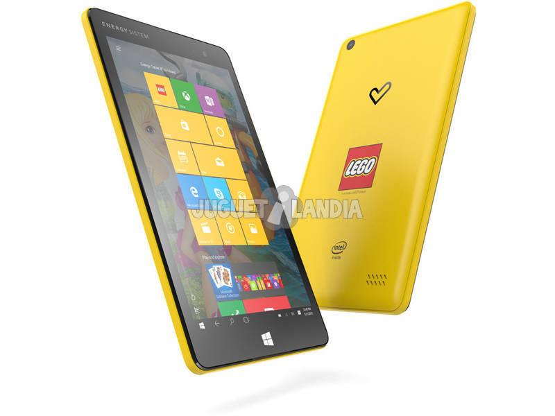 Energy Tablet 8 windows Lego Edition