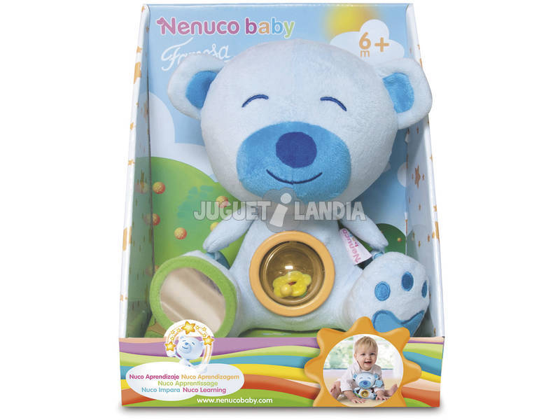 Nenuco Baby Nuco Apprentissage