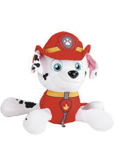 Peluche Sac A Dos Marshall Pat Patrouille 33 cm