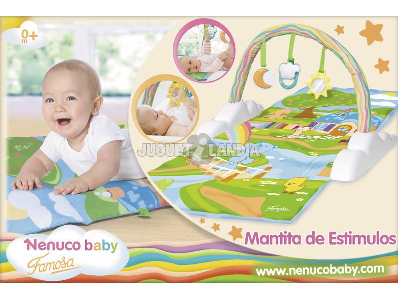 Nenuco Baby Mantita Estimulos