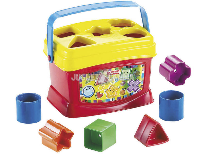 Fisher Price Blocos Infantis Mattel K7167