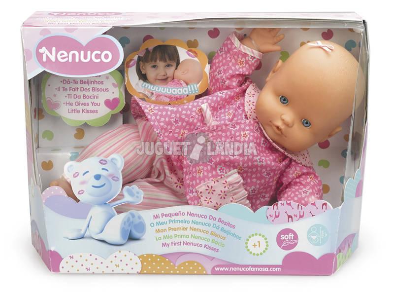 Boneco Nenuco Beijinhos 42 cm Famosa 700011331