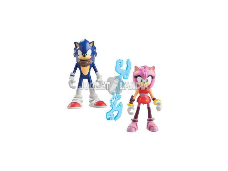 Sonic Figura Articulada Pack Doble