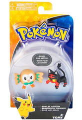 Pokemon Figurine de Combat
