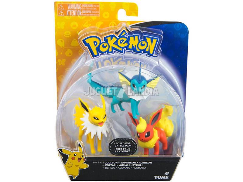 Pokemon Figura pack 3