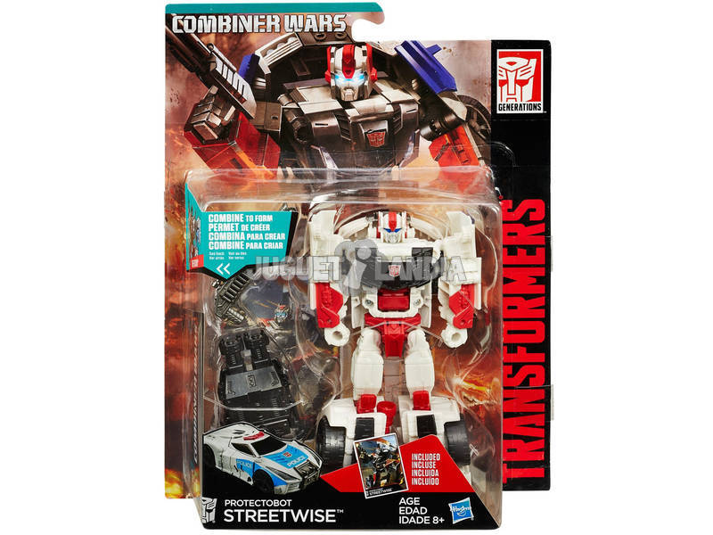 Transformers Generations Deluxe Hasbro B0974EU4