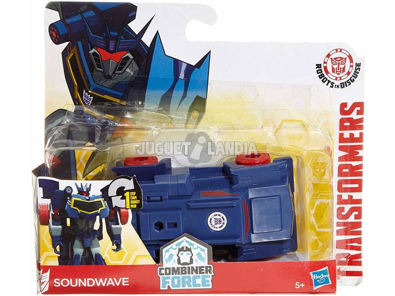 Transformers RID 1 Paso Mágico Hasbro B0068EU4