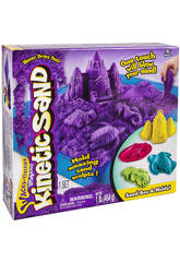 Kinetic Sand Playset Castelo Bizak 6192 1402