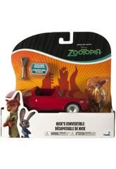 Vehicule Nick Zootropolis