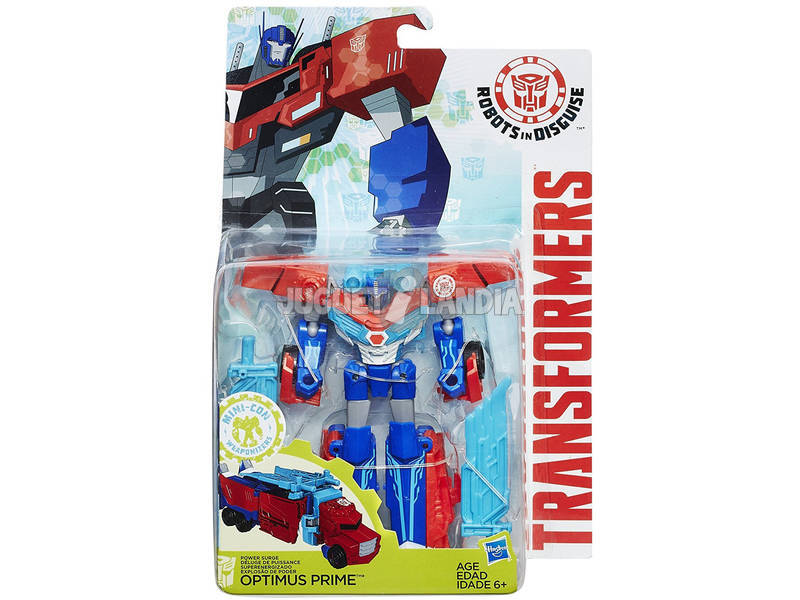 Transformers RID Warriors Hasbro B0070