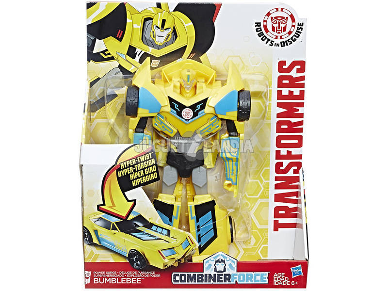 Transformers Robots In Disguise 3 Passos
